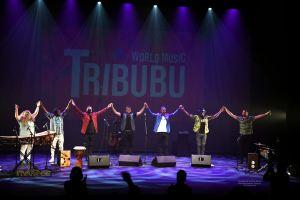 Colaboración con Tribubu en el Palacio de Festivales